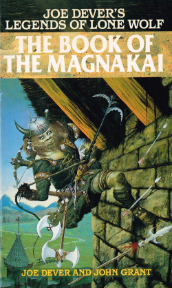 The Book of the Magnakai (small(