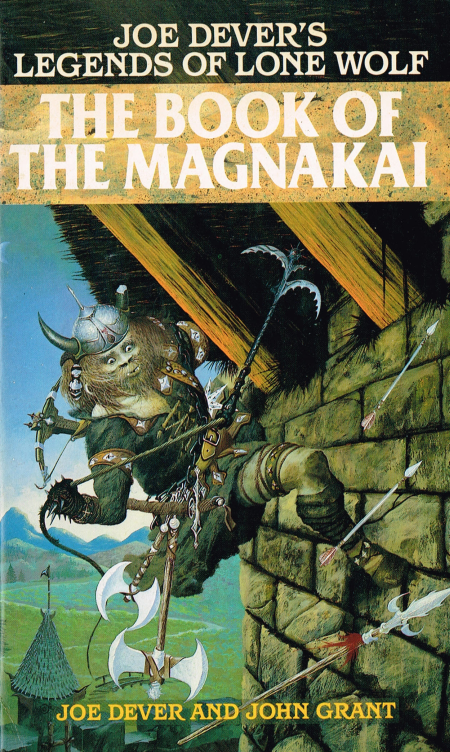 The Book of the Magnakai cover